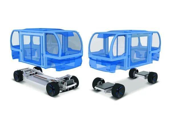 本特勒为小型巴士客运市场提供一个特殊的平台概念